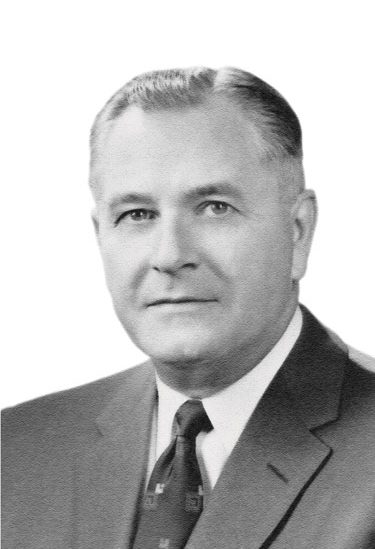 Hilton C. Buley<br>1954-1959<br>1959-1971