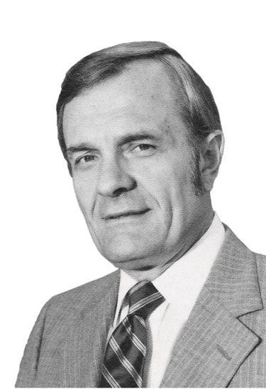 E. Frank Harrison<br>1981-1983<br>1983-1984